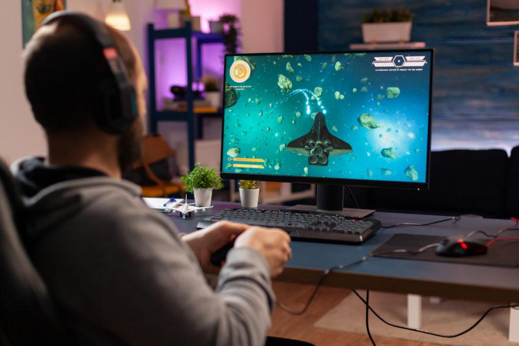 gamer live streaming