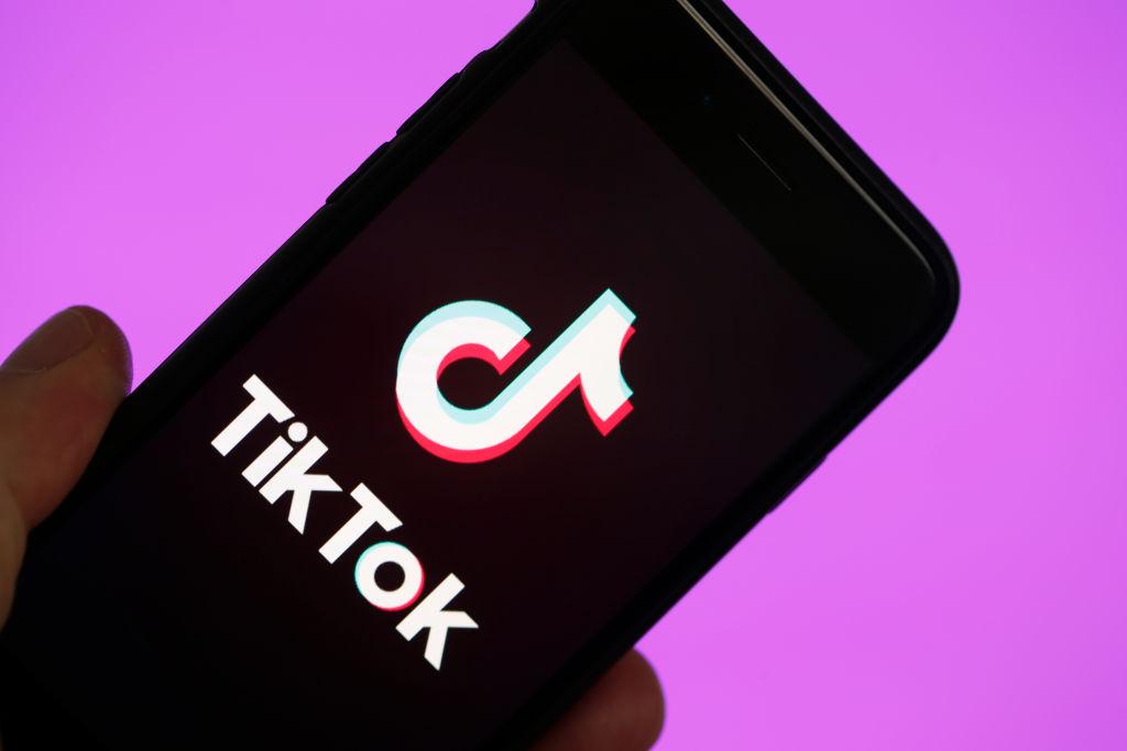 Tik Tok media App Illustration