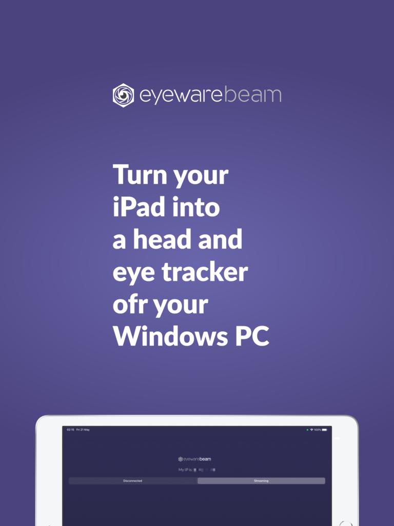 Eyeware Beam App photo